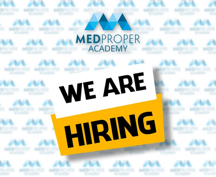 You can work with the most prestigious hospitals of Turkey with Medproper Academy!